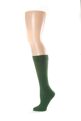 Delp Stockings Children's Cotton, Green color side picture 2