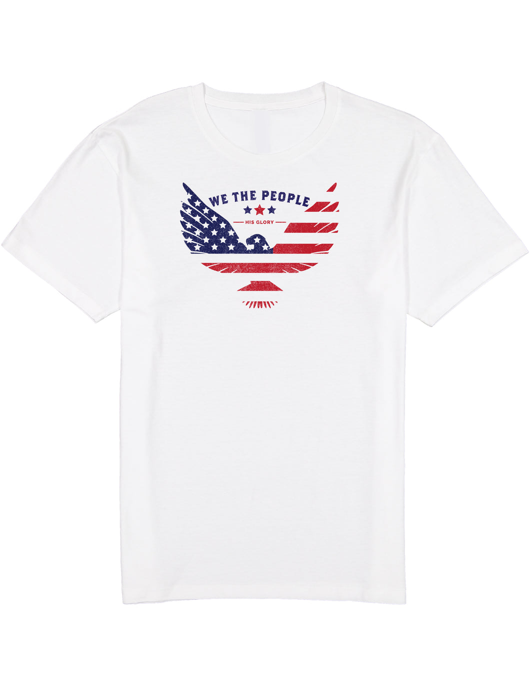 We The People American T-Shirt