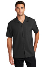 Load image into Gallery viewer, Port Authority Short Sleeve Performance Staff Shirt