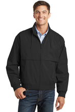 Load image into Gallery viewer, Port Authority Classic Poplin Jacket