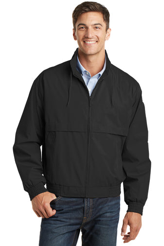 Port Authority Classic Poplin Jacket