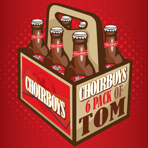 Choirboys: 6 Pack of Tom Petty (Digital Download)
