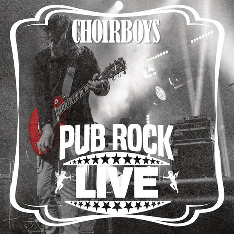 Pub Rock Live CD Album