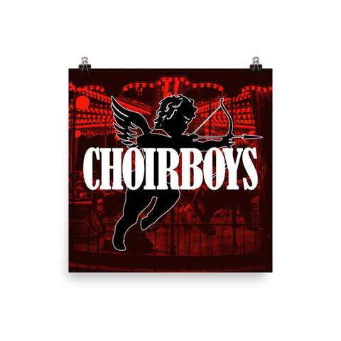 Choirboys Poster