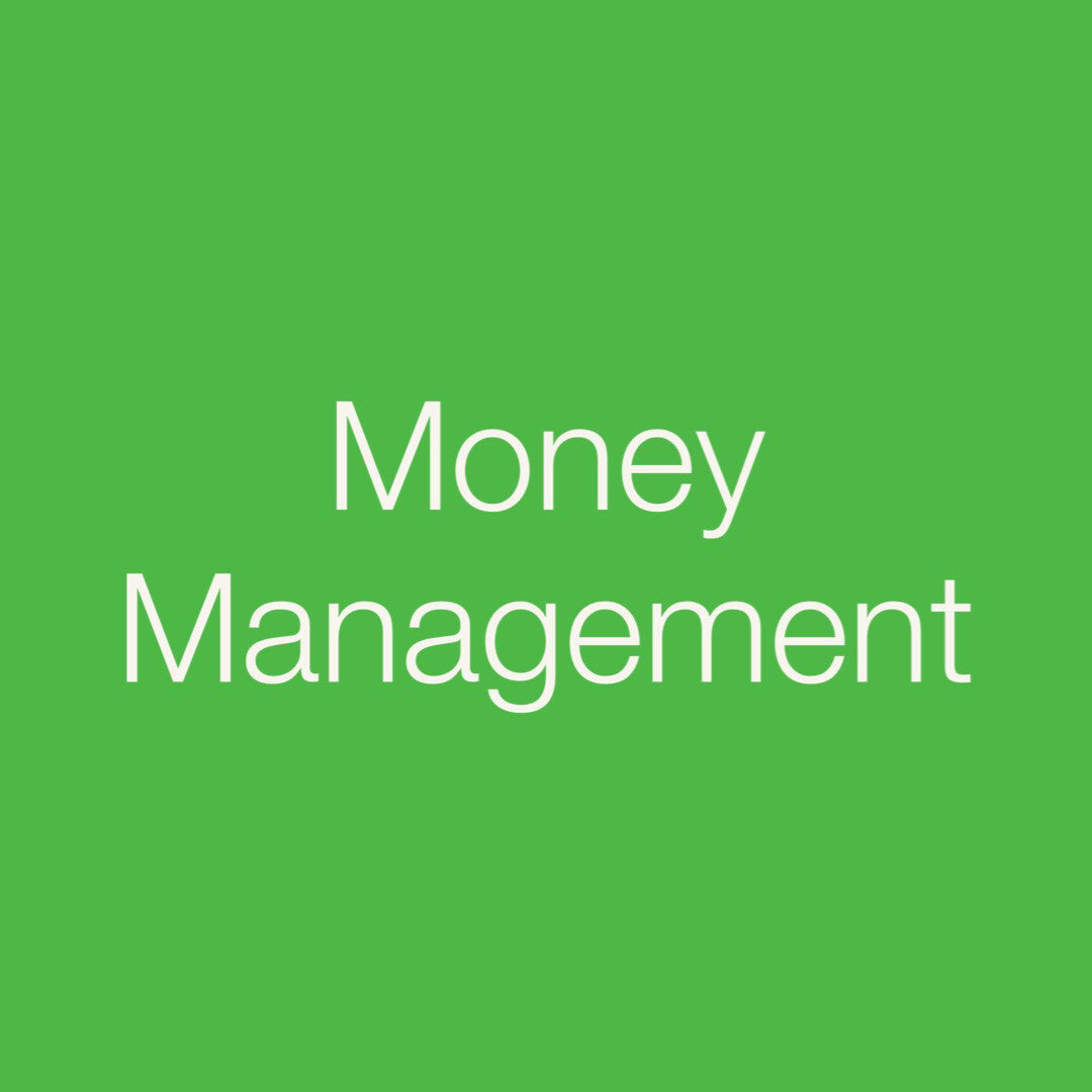 Personal Medicine Cards: Money Management