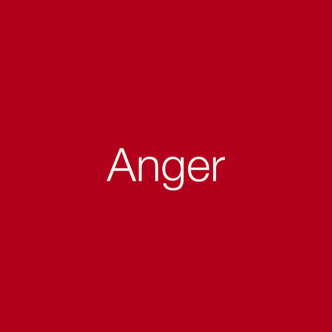Personal Medicine Cards: Anger