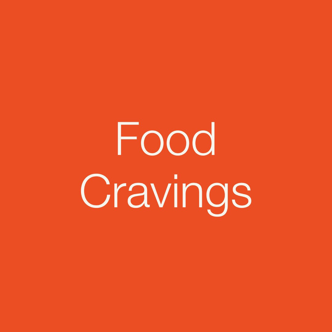 Personal Medicine Cards: Food Cravings