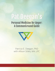 Personal Medicine for Anger