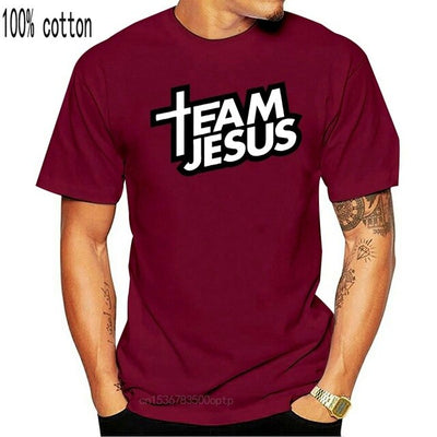 Team Jesus Men T-shirt