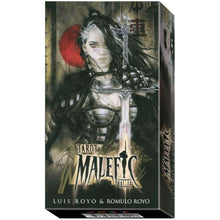 Afbeelding in Gallery-weergave laden, Malefic Time Tarot