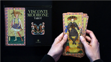 Afbeelding in Gallery-weergave laden, Visconti Modrone Tarot