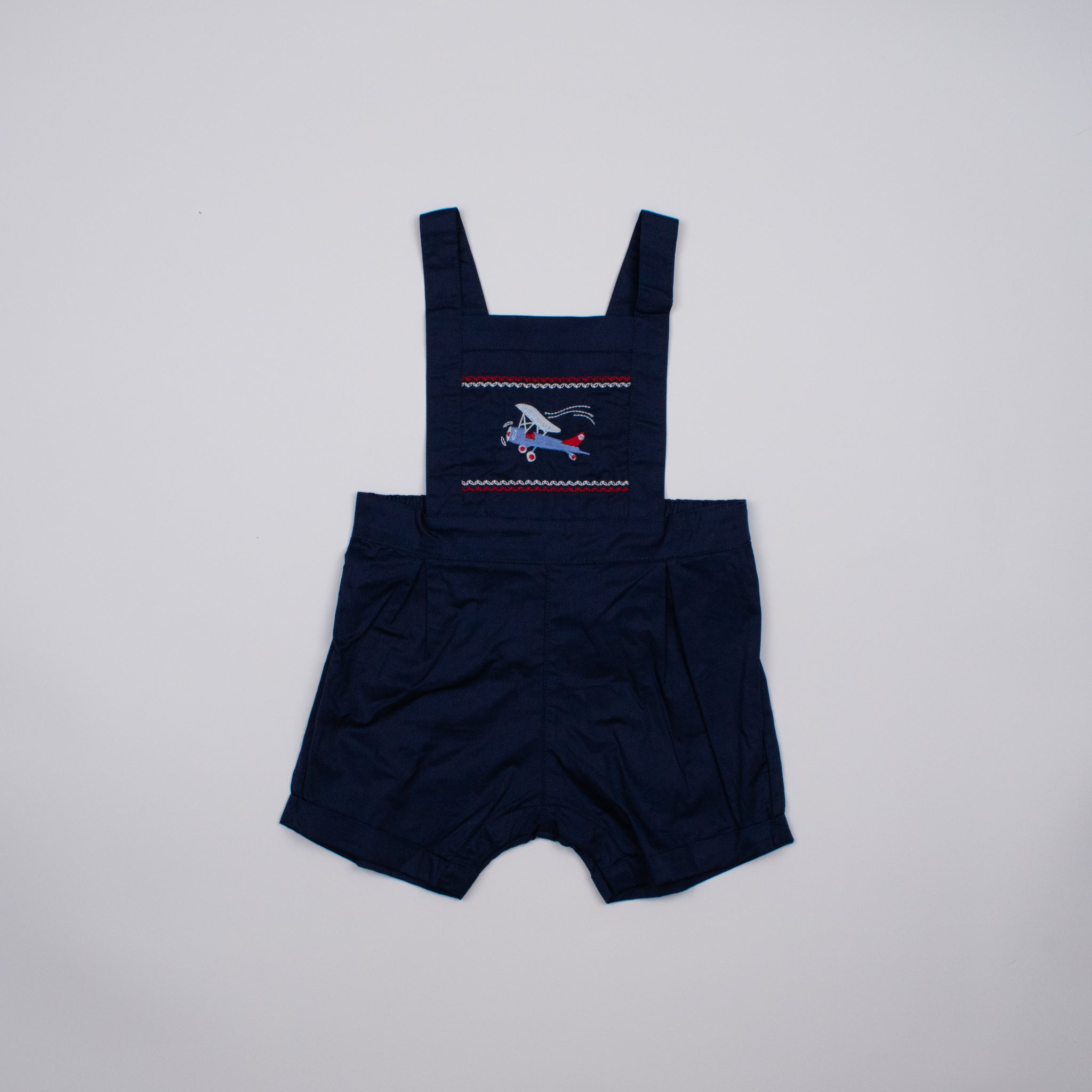 Navy Airplane Overalls 0-1Y