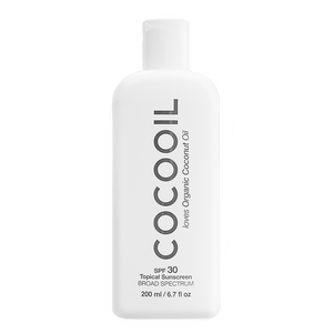 COCOOIL SPF 30 Topical Sunscreen