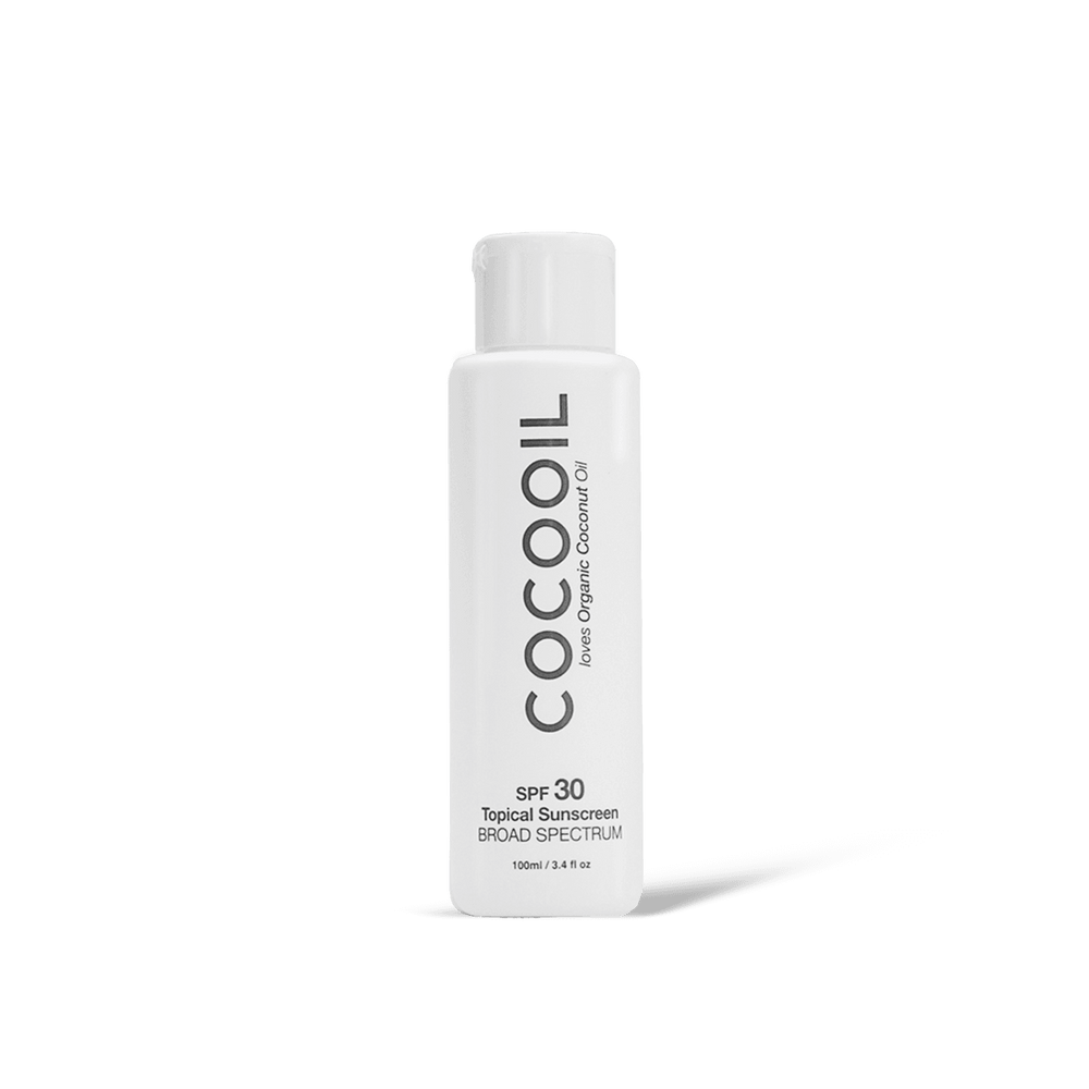 COCOOIL SPF 30 Topical Sunscreen (Mini) - GET COCOOIL