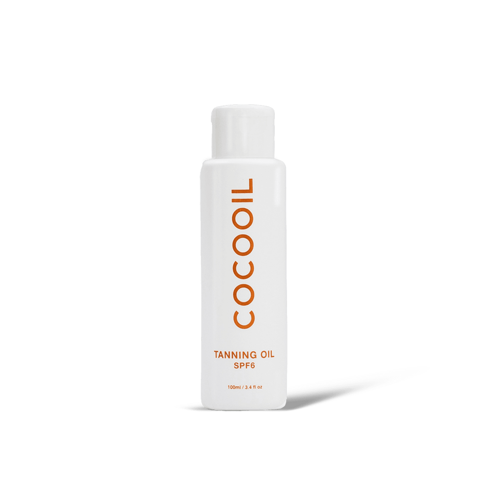 COCOOIL Tanning Oil SPF 6 (Mini) - GET COCOOIL