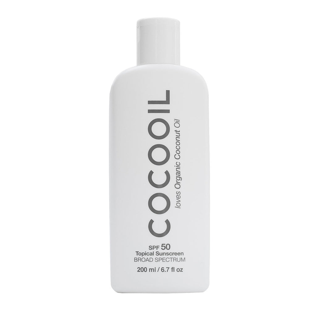 SPF 50 Broad Spectrum Sunscreen - GET COCOOIL