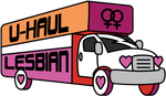 Load image into Gallery viewer, U-Haul Lesbian T-Shirt
