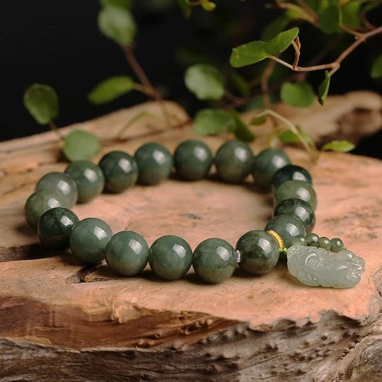 How much does a real jade bracelet cost?