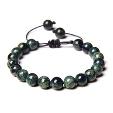 Load image into Gallery viewer, Adjustable Rope Jade Bead Bracelet for Women-Lulata