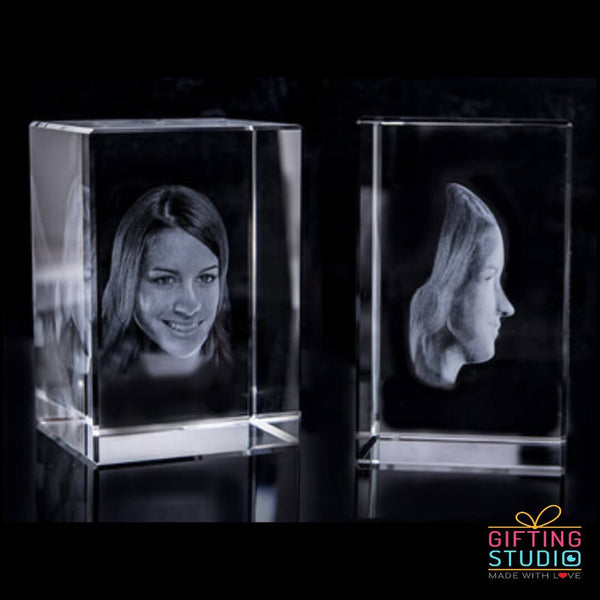 3d crystal photo gifts