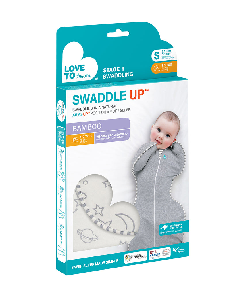 Swaddle Up Bamboo 1.0 TOG - Unique Baby Store