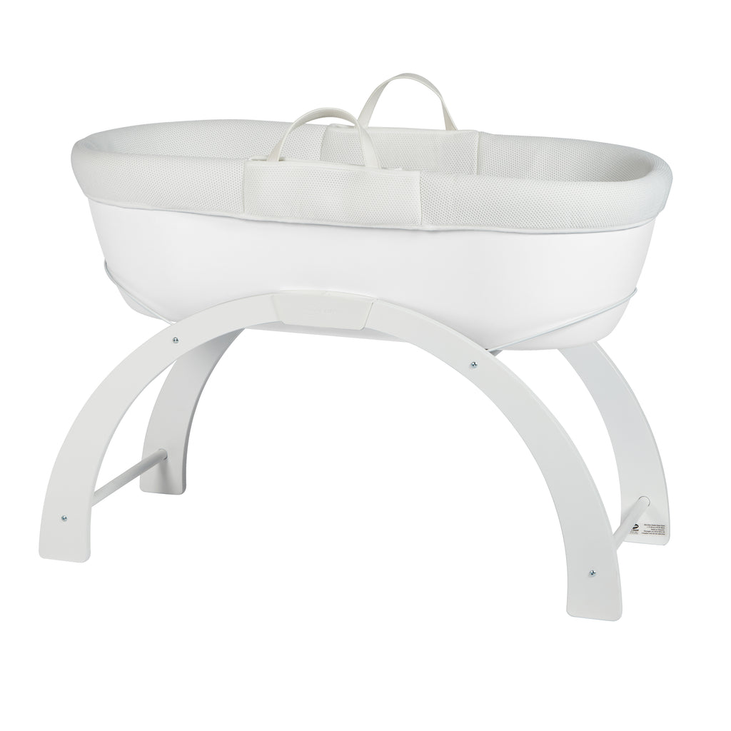Shnuggle Curve Moses Basket Stand - Unique Baby Store