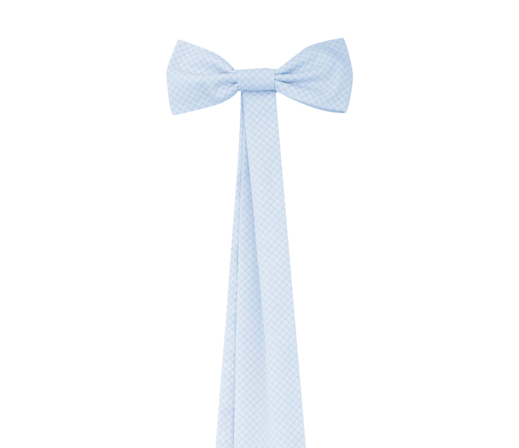 Baby d'Oro Decorative Bow - Frenchy Blue - Unique Baby Store