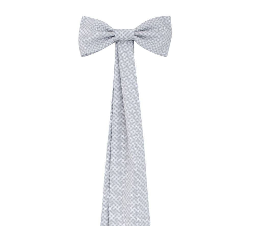Baby d'Oro Decorative Bow - Frenchy Grey - Unique Baby Store
