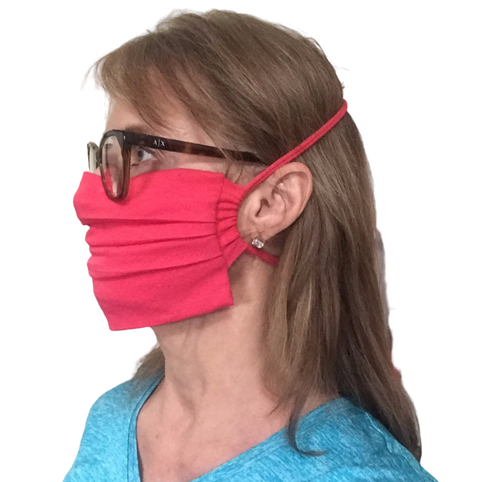 alvöru surgical-style face mask_side view