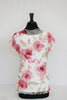 rose floral overlay - back