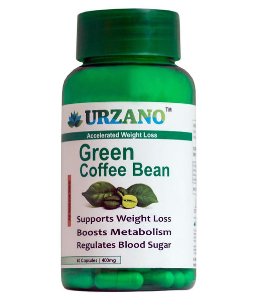 Green Coffee Extract (400mg) Fat Burner Supplements
