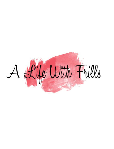 November 2015 A Life With Frills