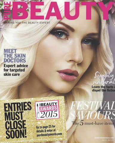 Pure Beauty July 2015