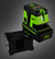 Line Laser Imex LX25P 5 DOT 2 Line Laser Level Green