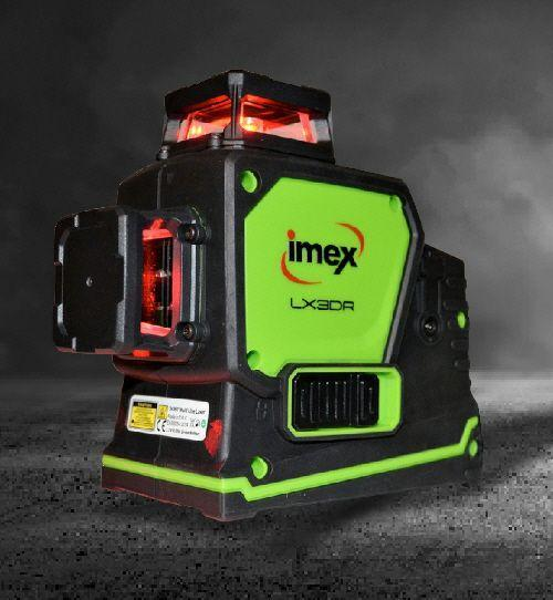 Cross Line Laser Level Imex LX3DR