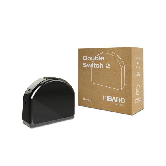 FIBARO Double Switch 2 - EMP SmartHome