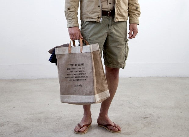 apolis + aloha beach club san diego market bag