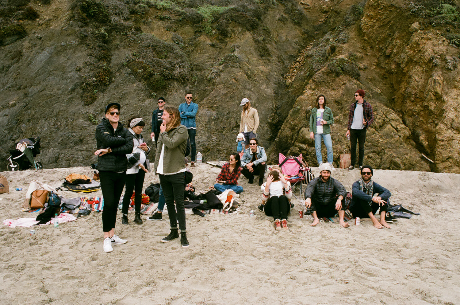 Aloha Beach Club Big Sur Field Trip 2016