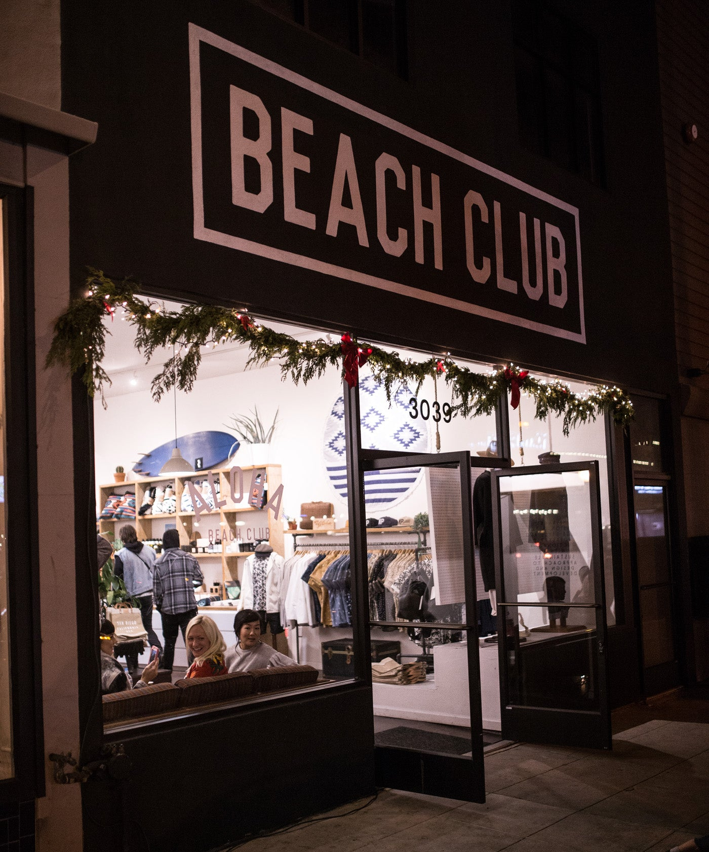 Aloha Beach Club x Field Guide Co. x Banks Holiday Party