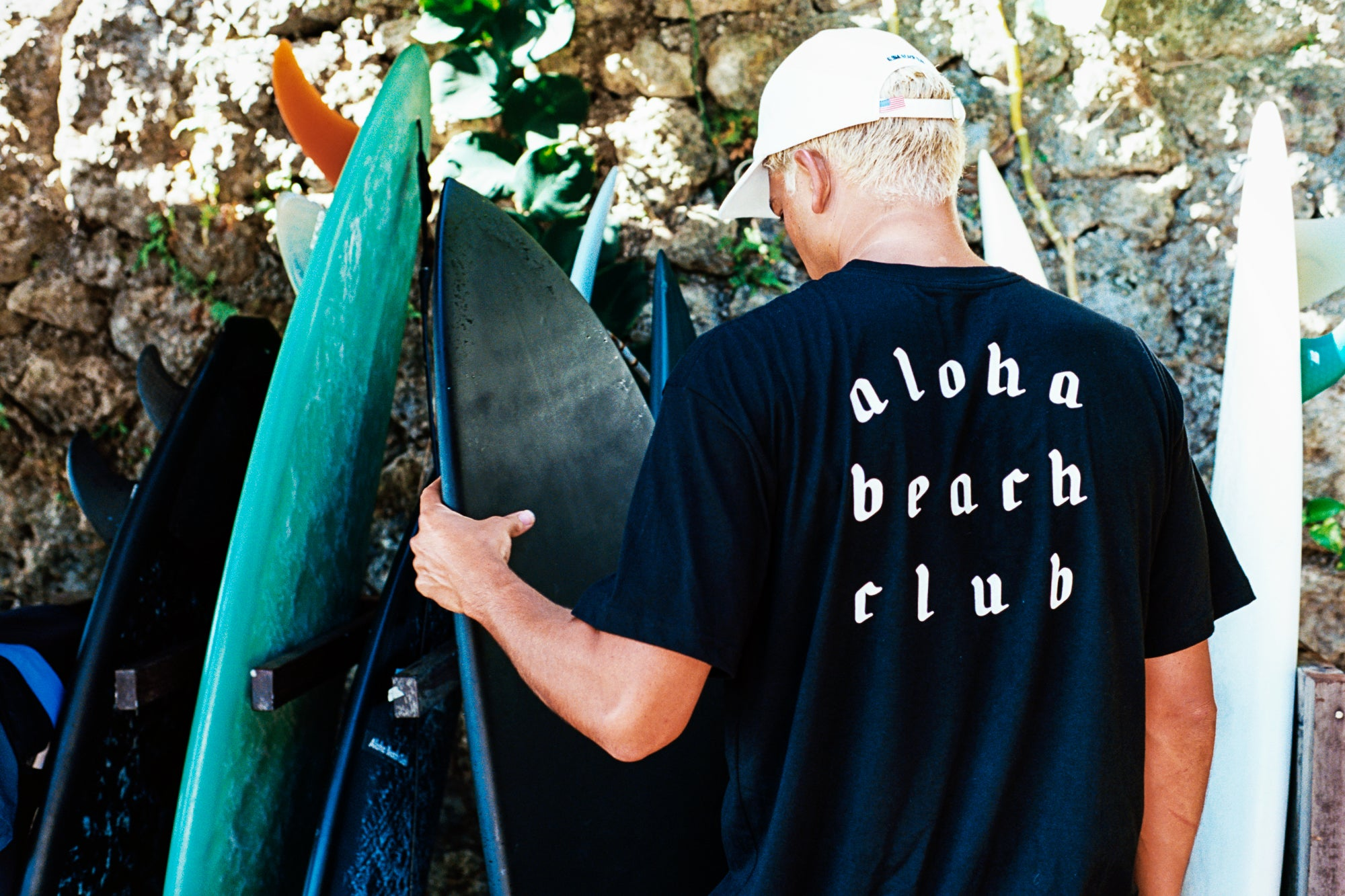 In Bali with Aloha Beach Club at the Uluwatu Surf Villas