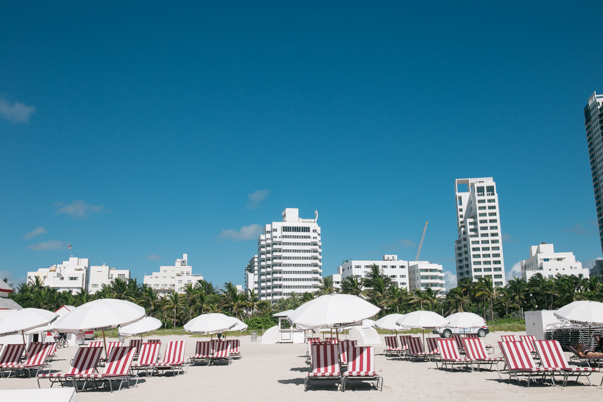 Aloha Beach Club in South Beach Miami