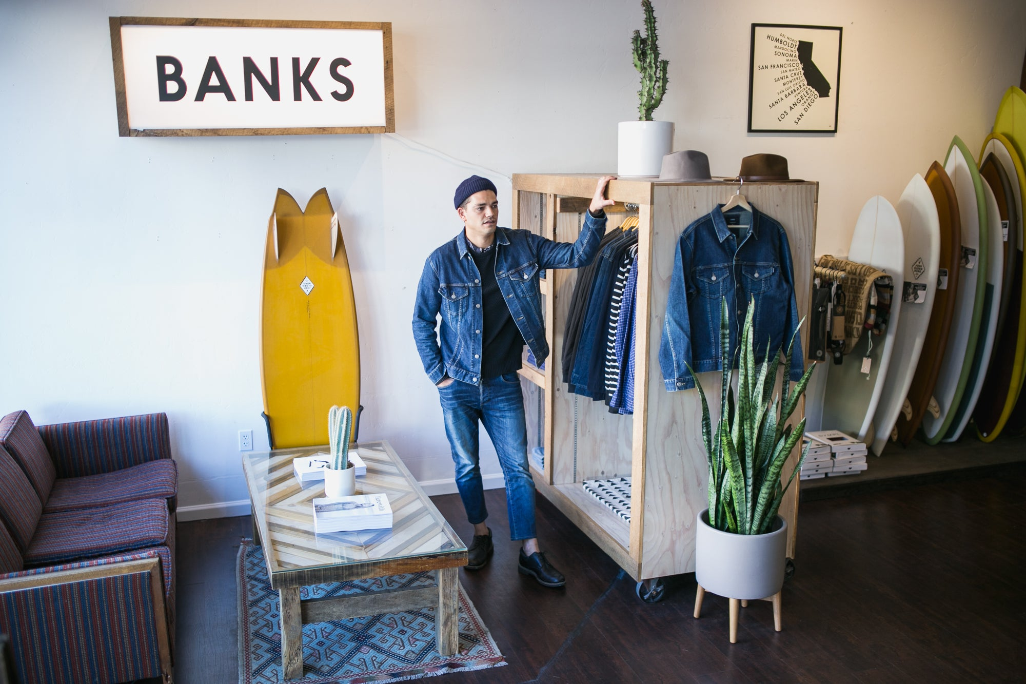 Banks Pop Up at Aloha Beach Club