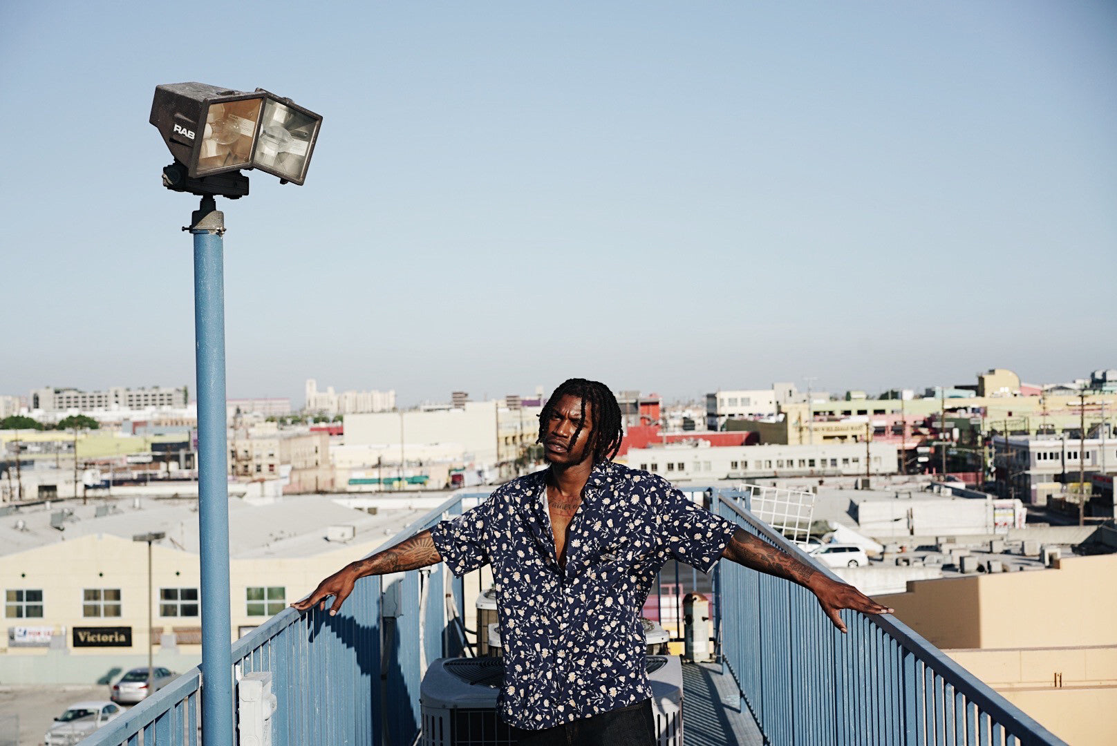 John Givez shot by Sergey Kolivayko for ABC