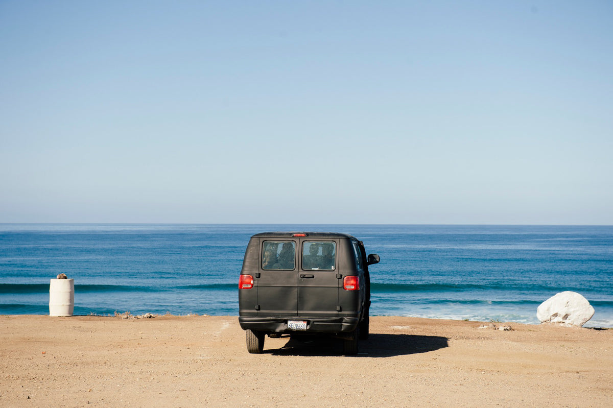 Aloha Beach Club + Richer Poorer Baja Surf Trip