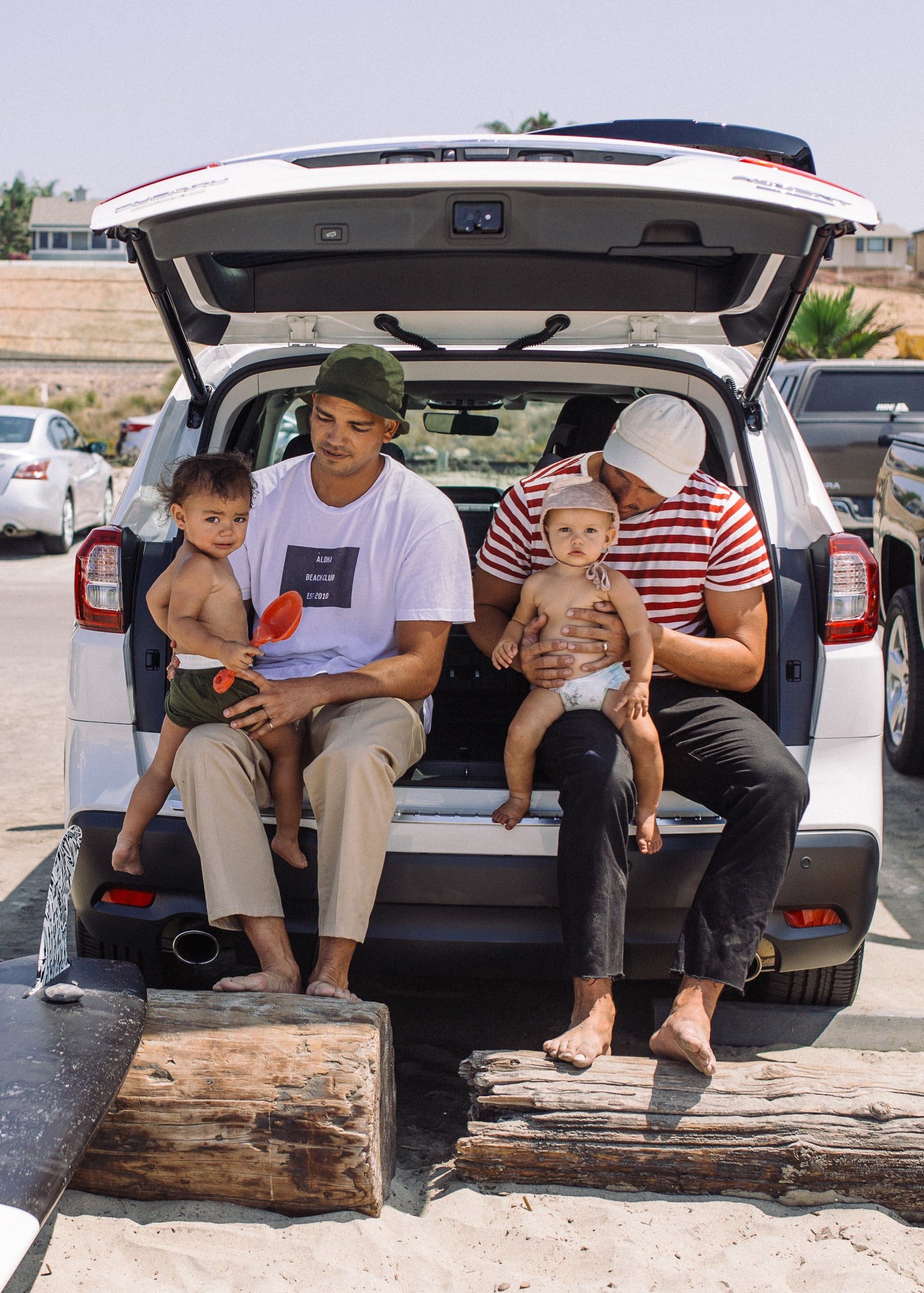 Aloha Beach Club x Subaru - Kalama Family Roadtrip