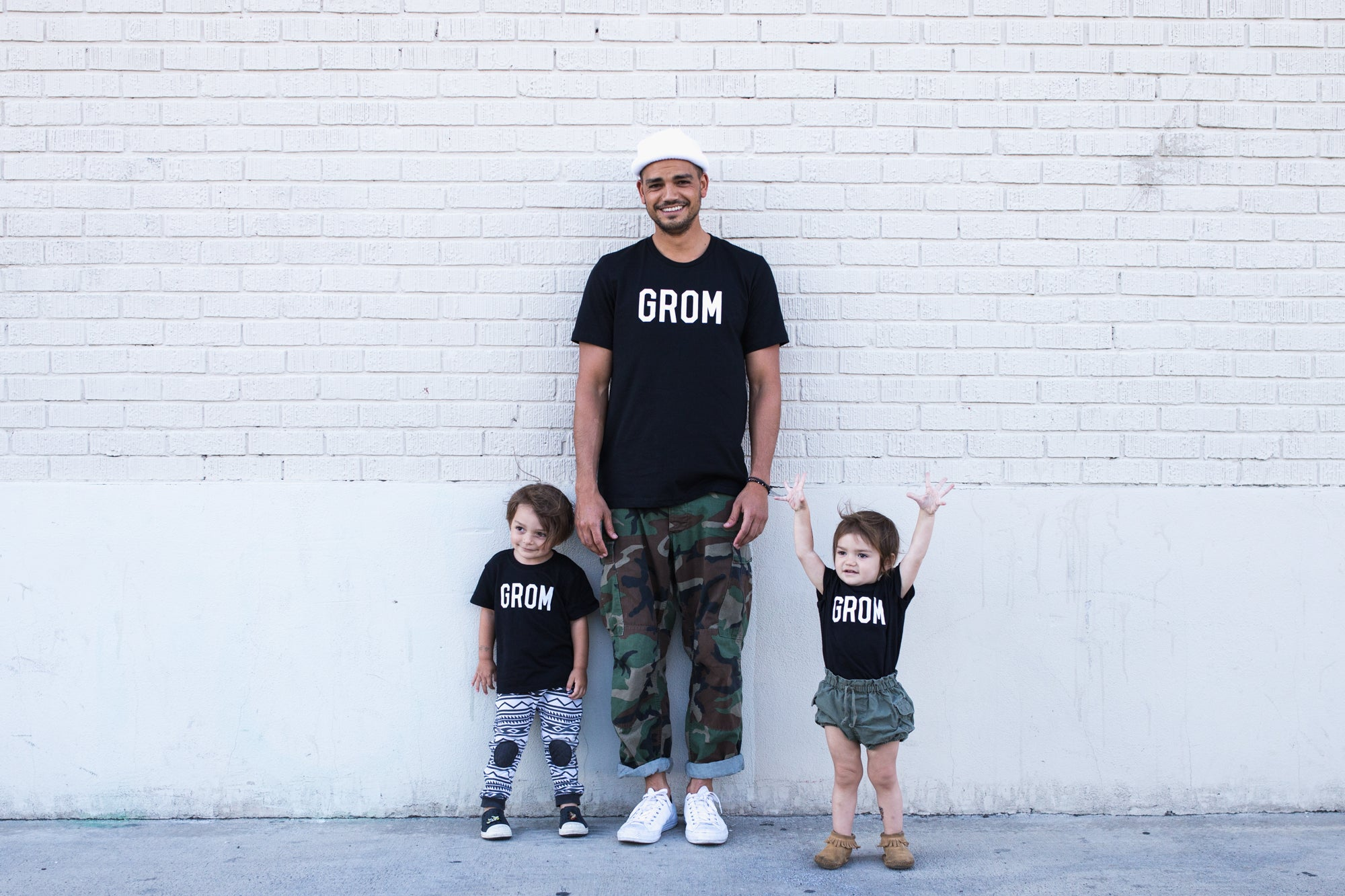 Father's Day Grom Tee