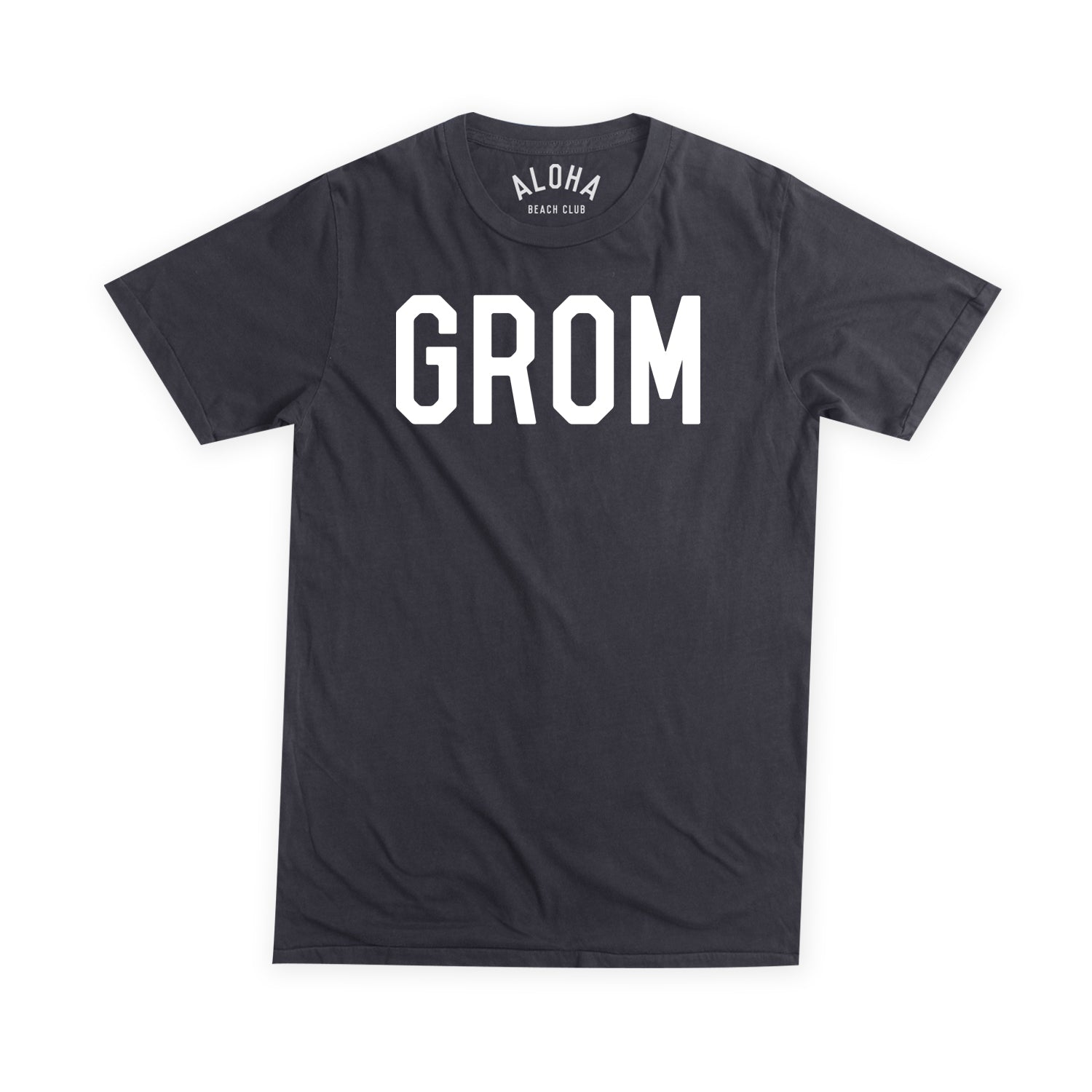 Grom Adult Tee From Aloha Beach Club