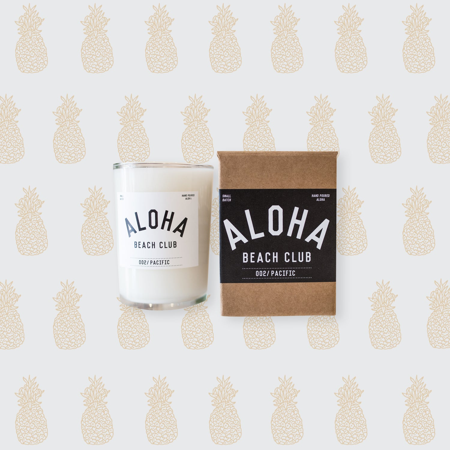 Aloha Beach Club - Pacific Candle
