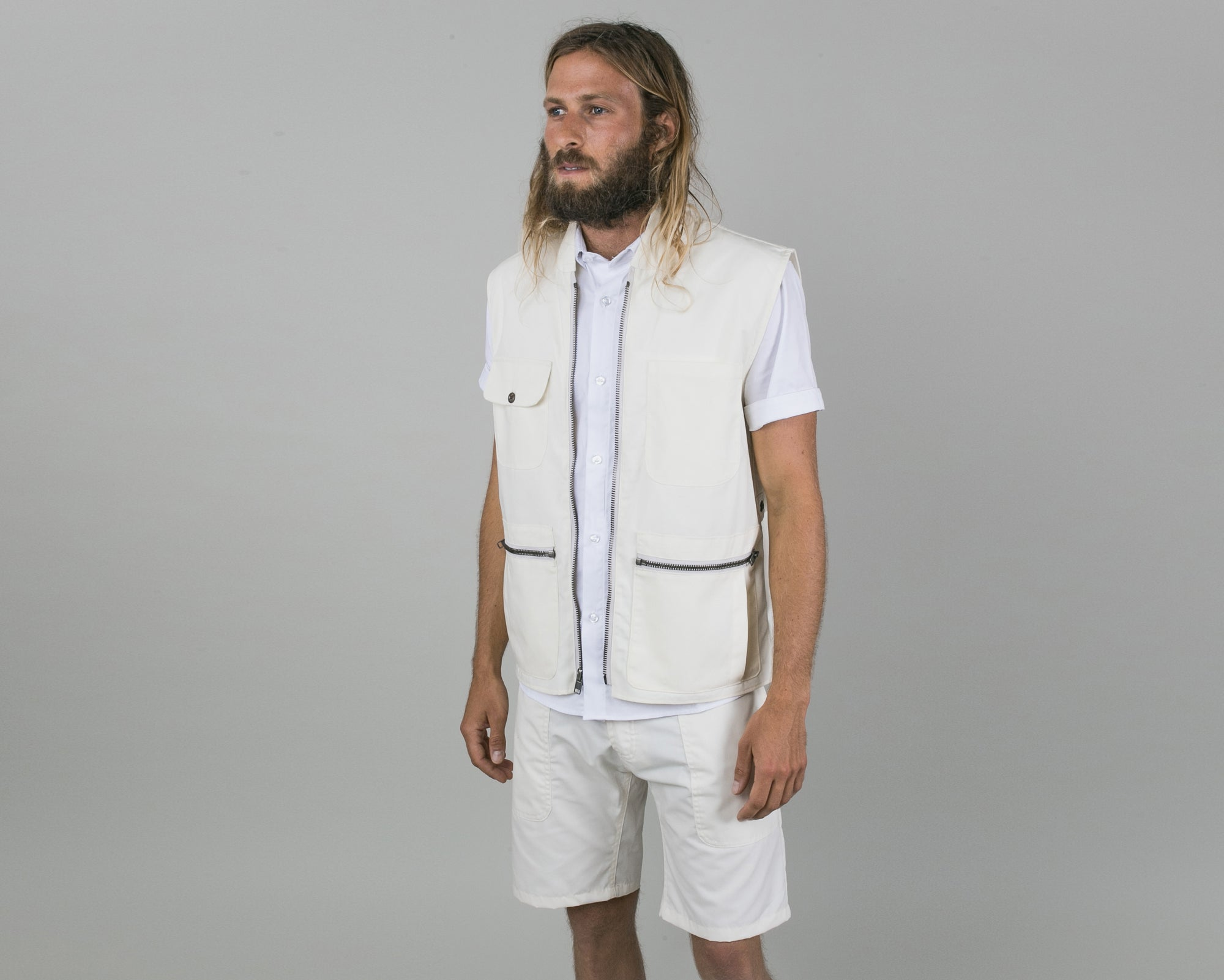 Aloha Beach Club Made in Hawaii Gates Vest