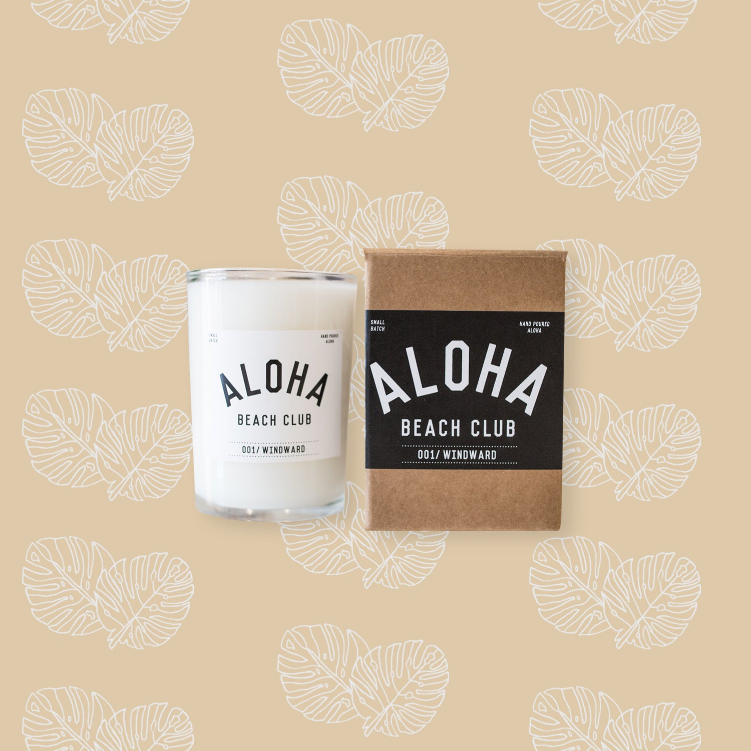 Aloha Beach Club - Windward Candle